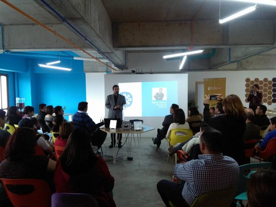 Pepita Labs en Cayalá espera posicionarse y brindar una opción distinta a los emprendedores. (Foto: Pepita Labs)