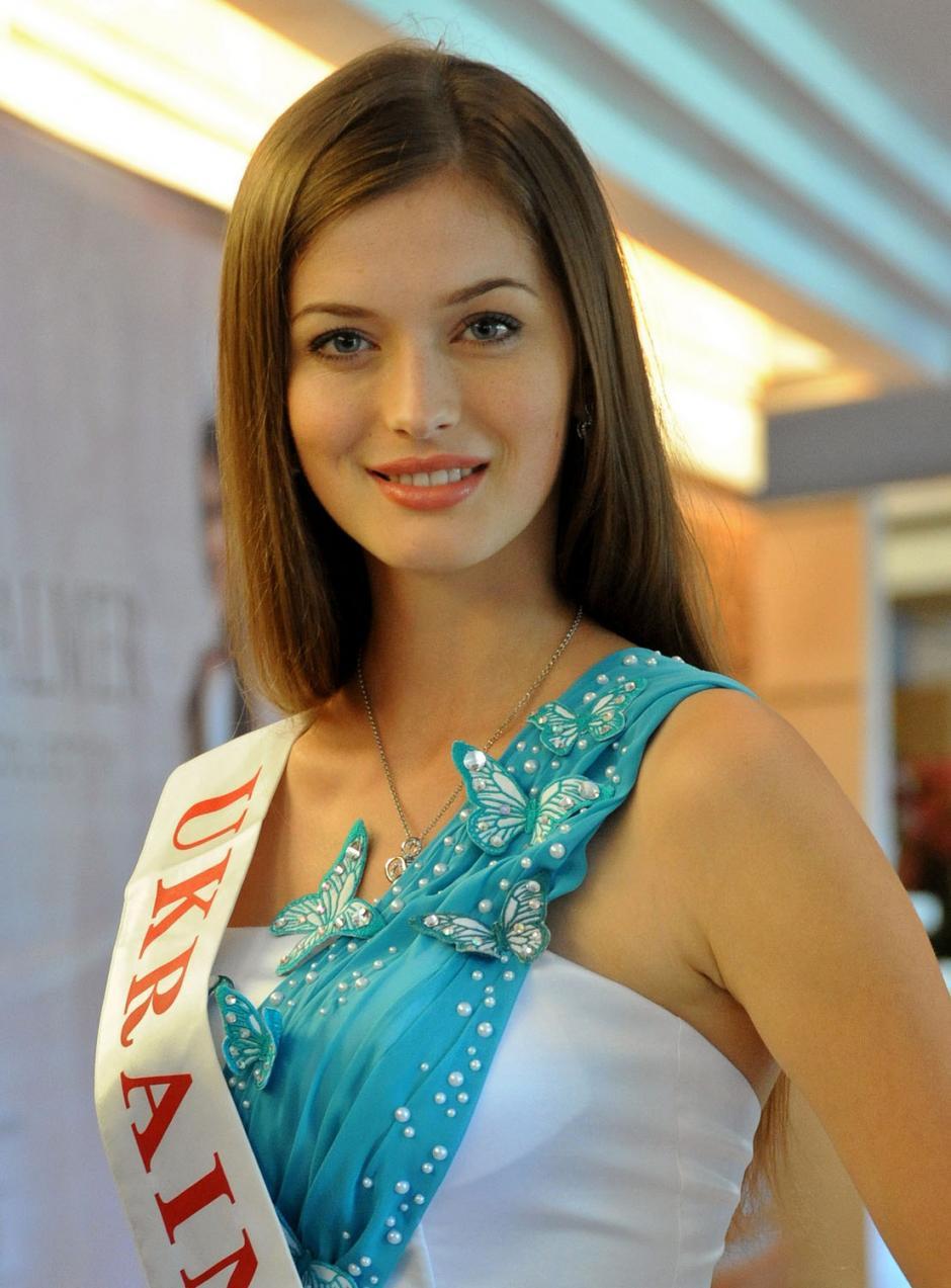 Anna fue Miss Ucrania en 2013 y tiene 24 años. (Foto: everipedia.com)
