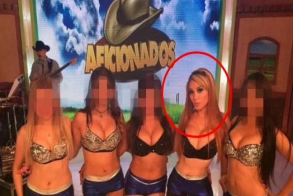 Karla Karina pertenecía al grupo Diamond Girls, de Nuevo León. (Foto: Facebook Karla Garza)
