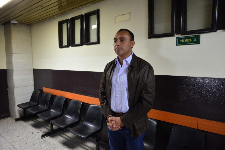 Byron Lima era acusado de hacer cobros por ordenar traslados dentro de las cárceles. (Foto: Archivo/Soy502)