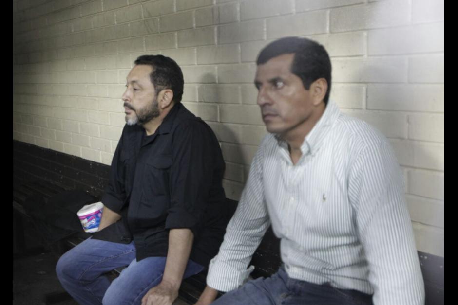 Los exministros Mauricio López Bonilla y Manuel López Ambrocio fueron capturados por el caso Cooptación del Estado. (Foto: Archivo/Soy502)