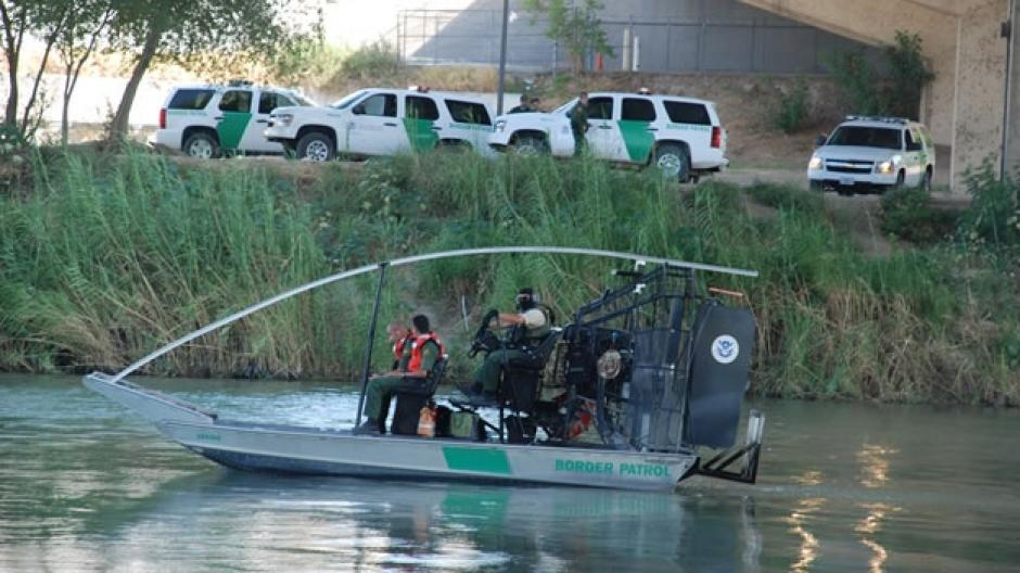 Los agentes apoyarán en el registro y documentación de las personas que sean detenidas en la frontera para su pronta repatriación. (Foto: Expansión)