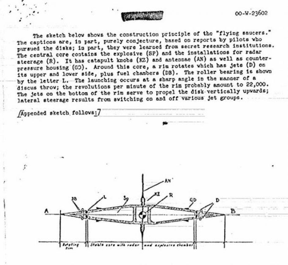 En la página oficial de la CIA se encuentran cientos de documentos de los años 40 y 50. (Foto: CIA)