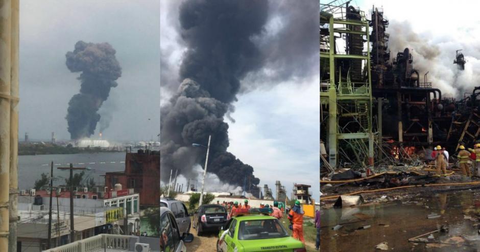 La explosión provocó al menos 24 muertes y la pérdida de millones en materiales. (Foto: EFE)