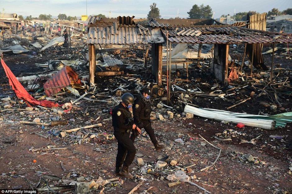 Se han reportado 29 muertos y 70 heridos. (Foto: Sopitas)
