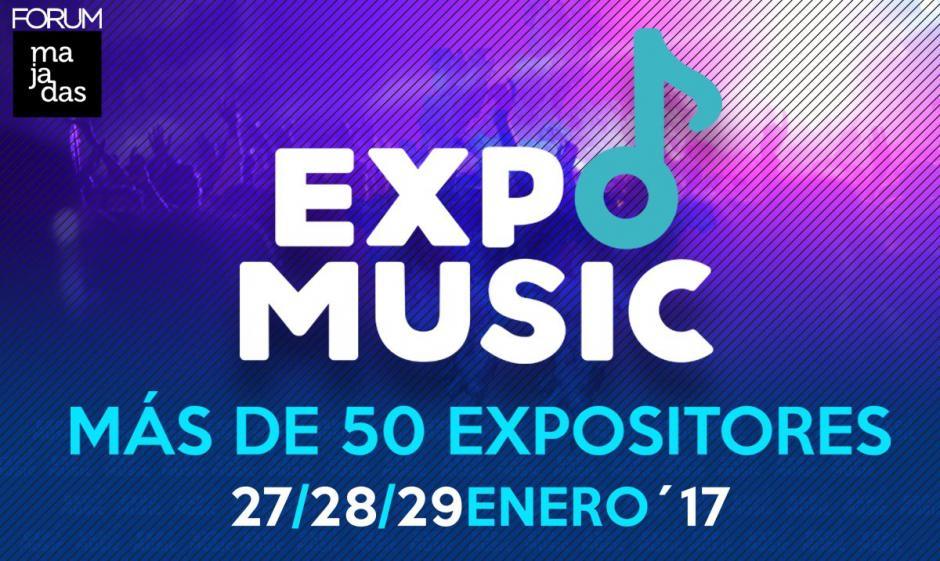El evento se realizará este fin de semana. (Foto: Expo Music)