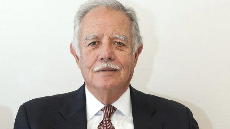 Óscar José Berger Perdomo fungió como presidente entre el 2004 y el 2008 durante su gestión Guatemala sufrió una de las peores catástrofes naturales. (Foto: Archivo/ EFE)