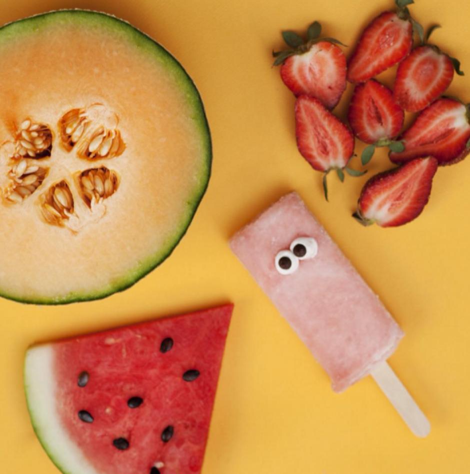 La fruta es parte de los ingredientes de Eyespop. (Foto: Eyespop oficial)