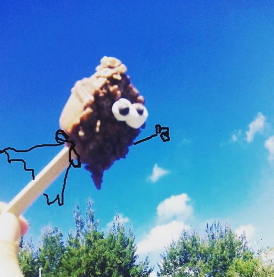 Eyespop también cuenta con sabores de temporada. (Foto: Eyespop oficial)