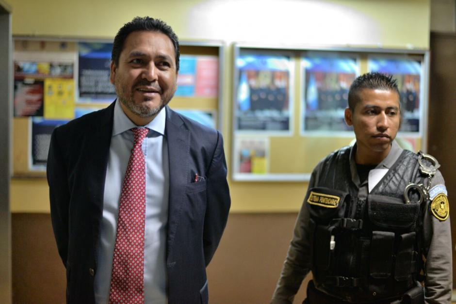 Rivera se encuentra guardando prisión en la cárcel de Mariscal Zavala.  (Foto: Wilder López/Soy502)