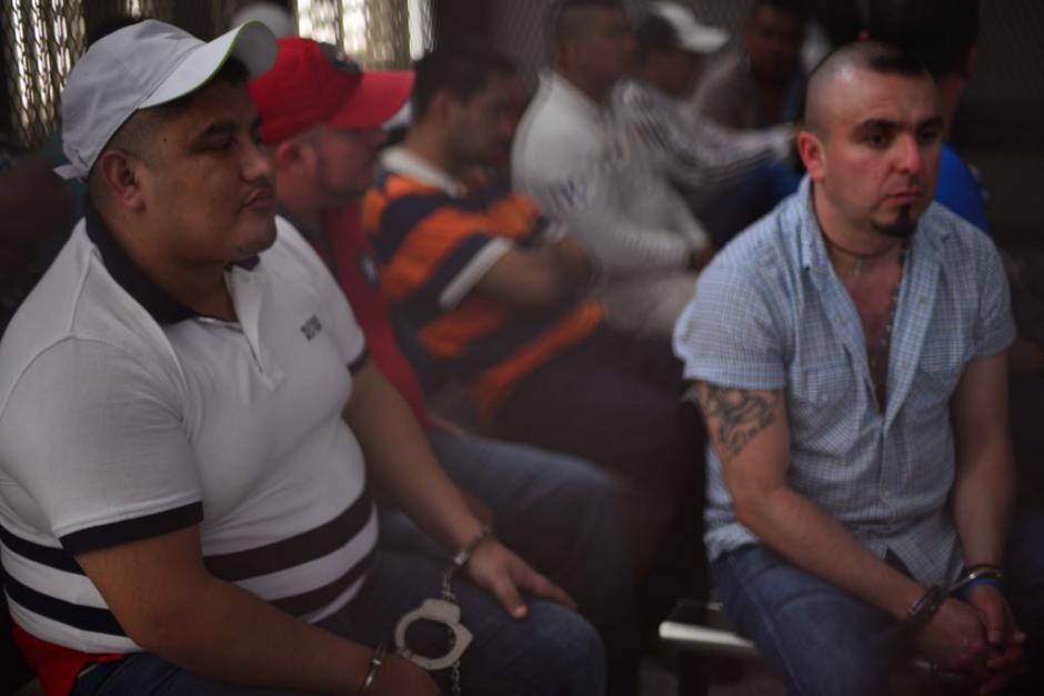 Guayo Cano es acusado de haber ordenado la muerte de policías de la estación de Salcajá. (Foto: Jesús Alfonso/Soy502)