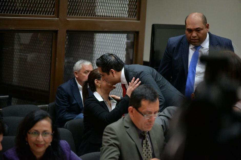 El abogado Mario Cano se encargó de la defensa de Baldetti en los casos La Línea y Lago de Amatitlán. (Foto: Wilder López/Soy502)