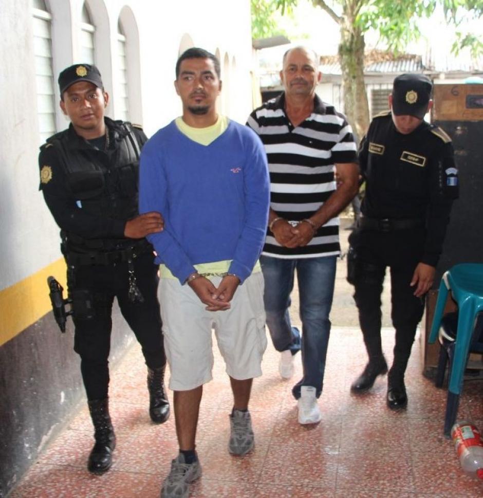 Por este caso fueron capturadas diez personas en Guatemala y otros 10 en Honduras, El Salvador, y Costa Rica. (Foto: PNC)