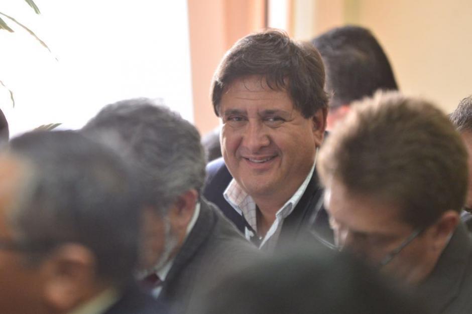 Gustavo Alejos es el rostro más conocido de la red conocida como Negociantes de la Salud. (Foto: Jesús Alfonso/Soy502)