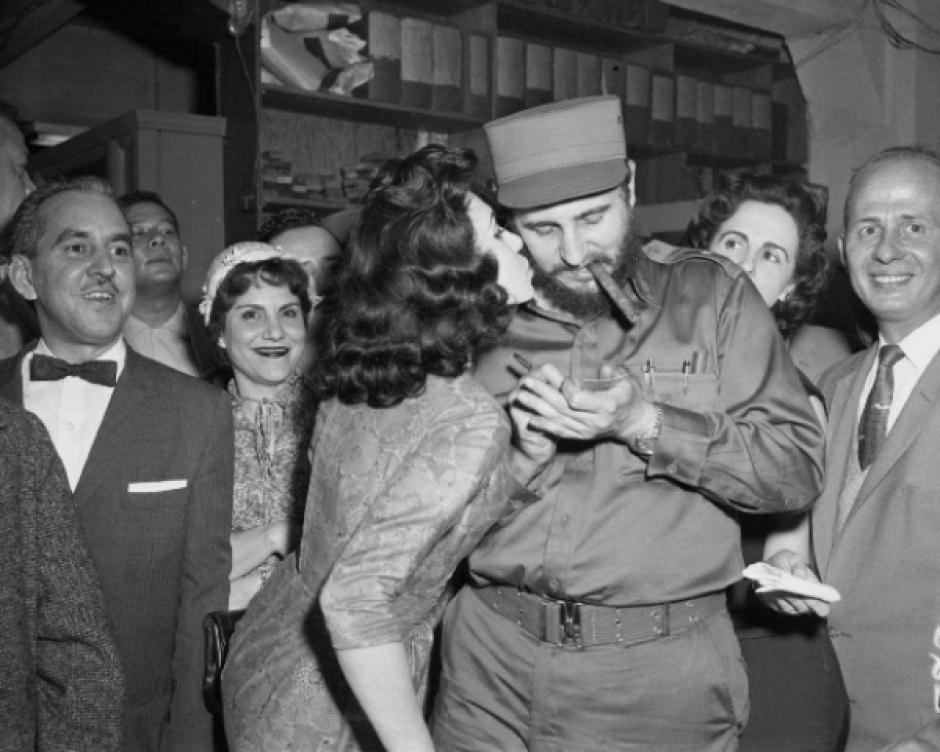 La exespía alemana relató que Castro no era tan buen amante como parecía. (Foto: f9movies.com)