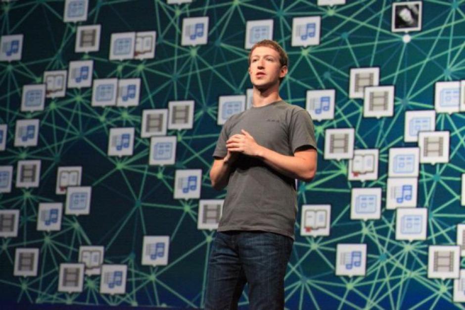 Presentando Social Graph, su herramienta de análisis de relaciones entre usuarios y una de las obsesiones confesas de Zuckerberg.