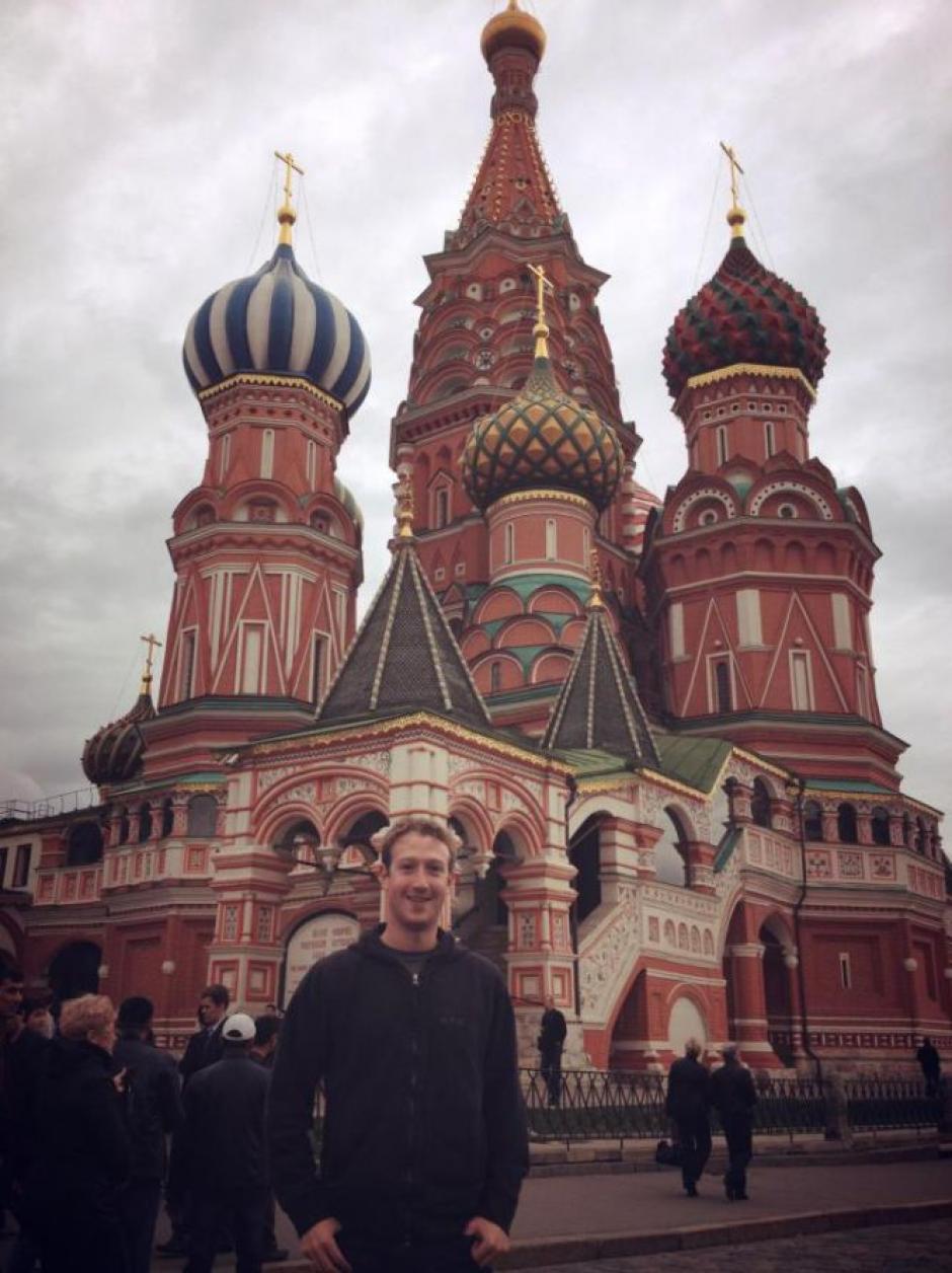 Durante 2012 apostaron por Asia. En septiembre de 2012, Zuckerberg visitó Moscú y se entrevistó con el entonces Primer Ministro Medvedev.(Tomado de ElPais.com)