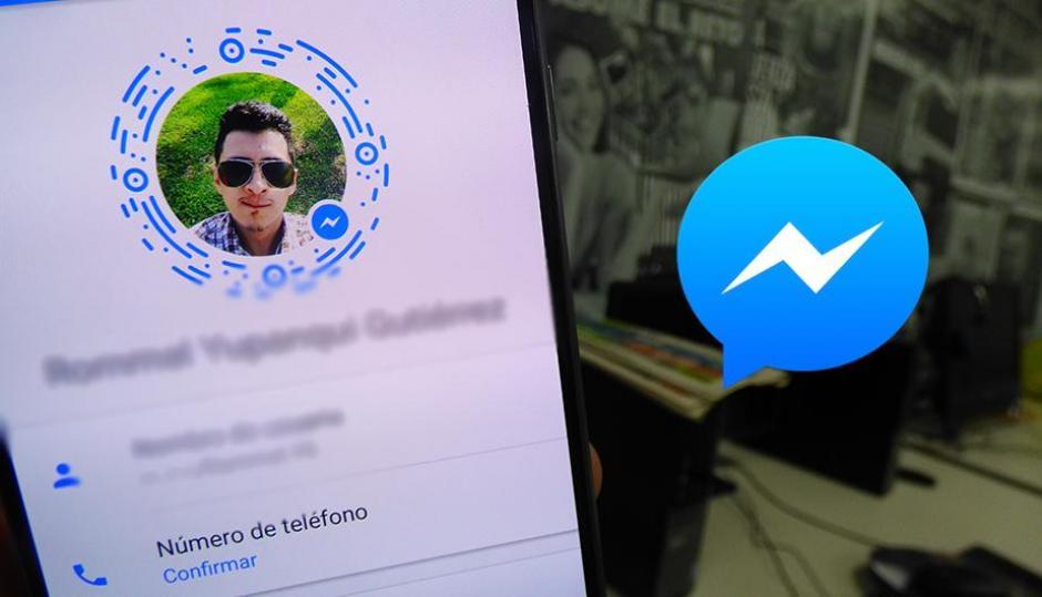 Los códigos que aparecen junto a tu foto de perfil en Facebook Messenger tienen una razón