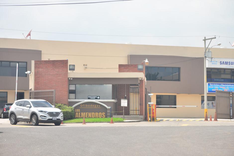 La empresa ha recibido contratos del Estado por más de 38 millones de quetzales. (Foto: Jesús Alfonso/Soy502)