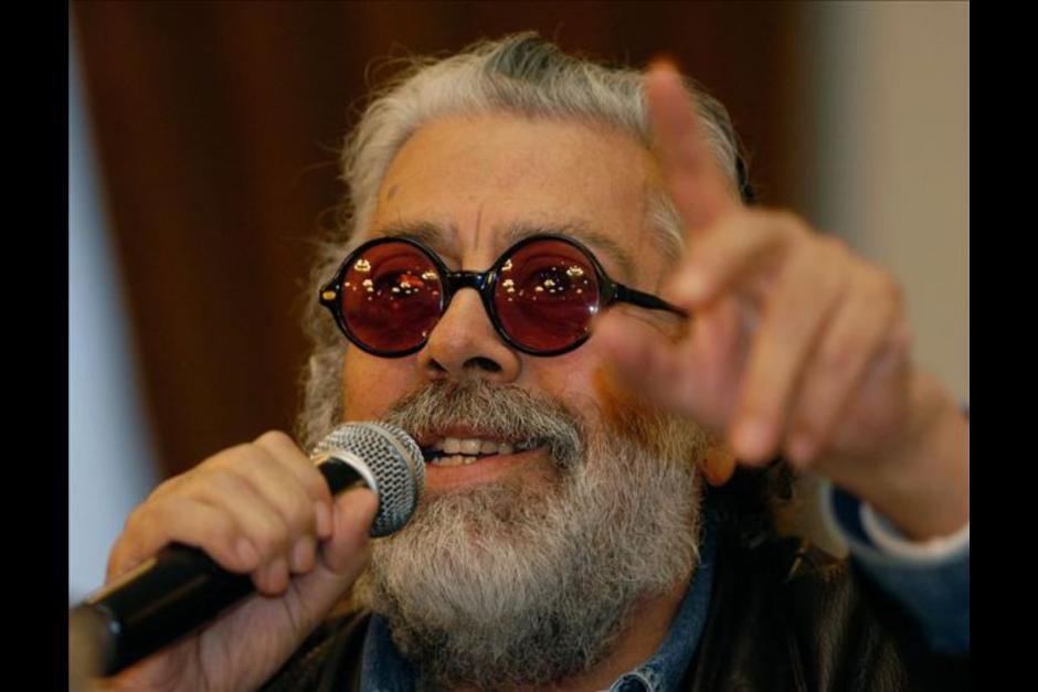 Facundo Cabral fue asesinado el 9 de julio de 2011. (Foto: Archivo/Soy502)