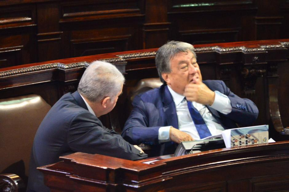 El 15 de junio se dio trámite al antejuicio contra Fajardo. (Foto: Jesús Alfonso/Soy502)