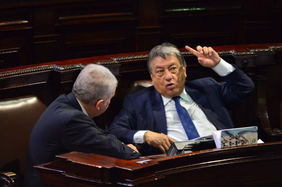 Fajardo es uno de los diputados con oficinas más caras en el Congreso. (Foto: Jesús Alfonso/Soy502)