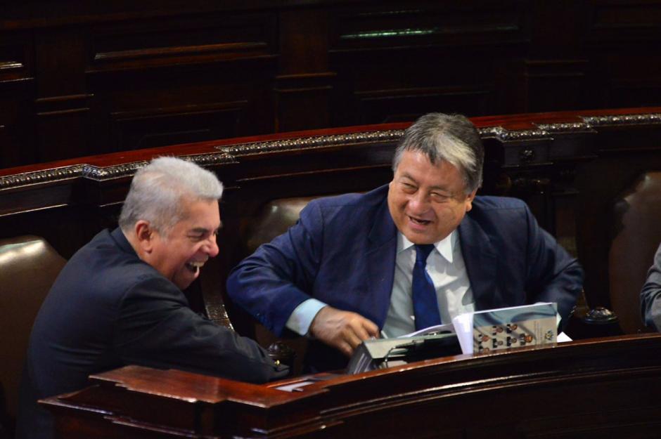 Rabbé expresó que mientras sigan votando por él, continuará como diputado. (Foto: Jesús Alfonso/Soy502)