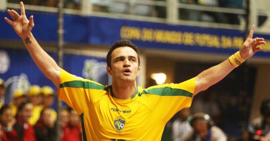 Falcao integra actualmente la selección de futsal de Brasil. (Foto: entrenarfutbol.com)