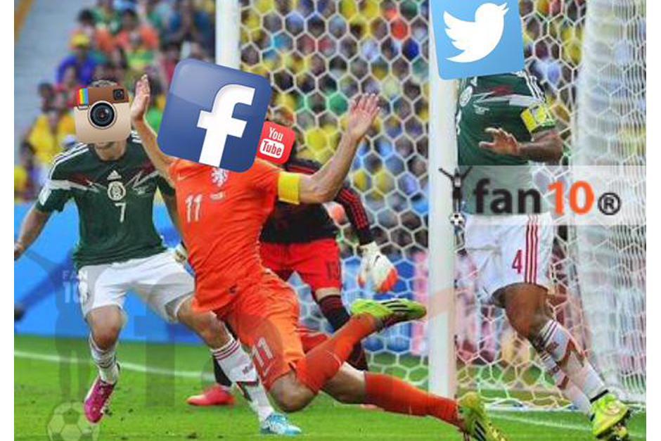 La red social Facebook sufrío problemas. (Foto: Twitter)