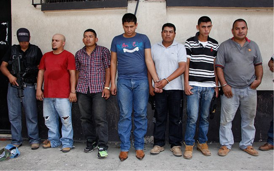 """La banda llamada """"Falsos Pastores"""" fue capturada, (Foto: Archivo/Soy502)"""