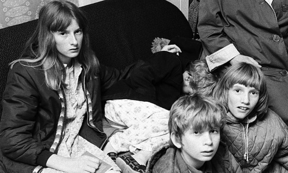 Los niños sufrieron el mal en una casa en Londres en 1977. (Foto: namplus.com)