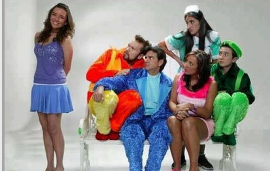 "Bibi fue parte de las tres temporadas de ""La familia Peluche"". (Foto: Twitter)"