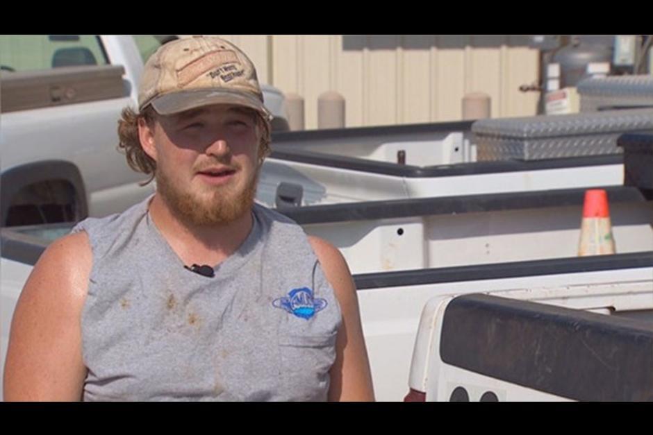 Jimmie Cox es un joven de 23 años y asegura que esas cosas se deben de hacer.  (Foto: Archivo)