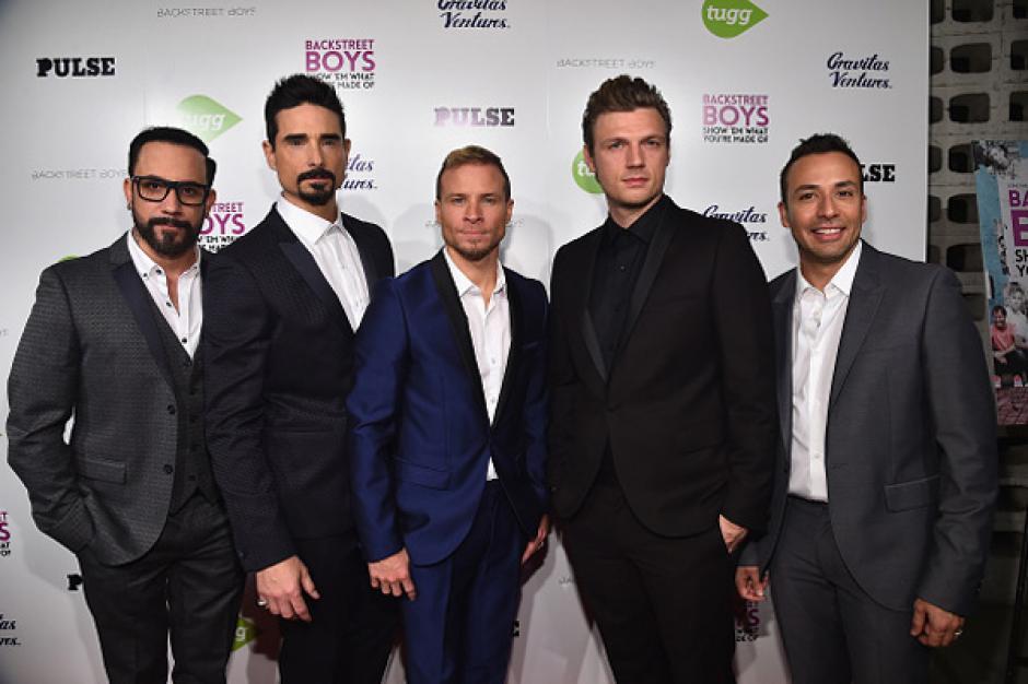 A los jóvenes de los Backstreet Boys los unió en 1993. (Foto: fashionnstyle.com)
