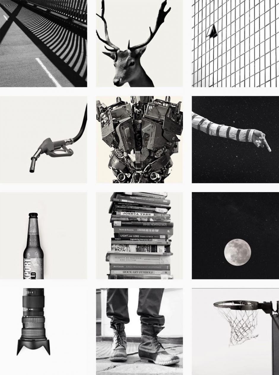 La cuenta busca generar la mayor cantidad de piezas en la red social. (Foto: FatFeedZero/Instagram)