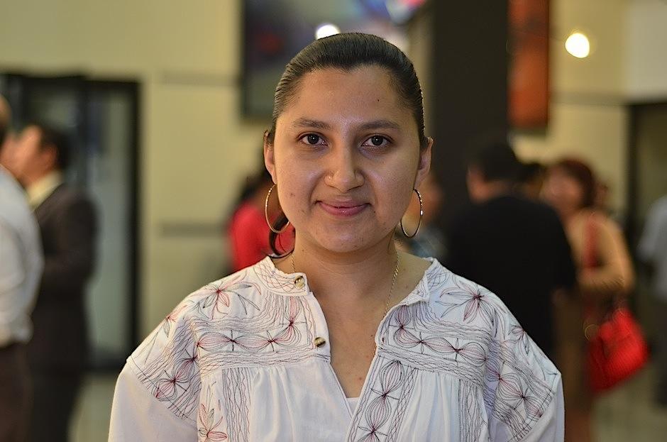 Fátima Anzueto reside en México. (Foto: Selene mejía/Soy502=)