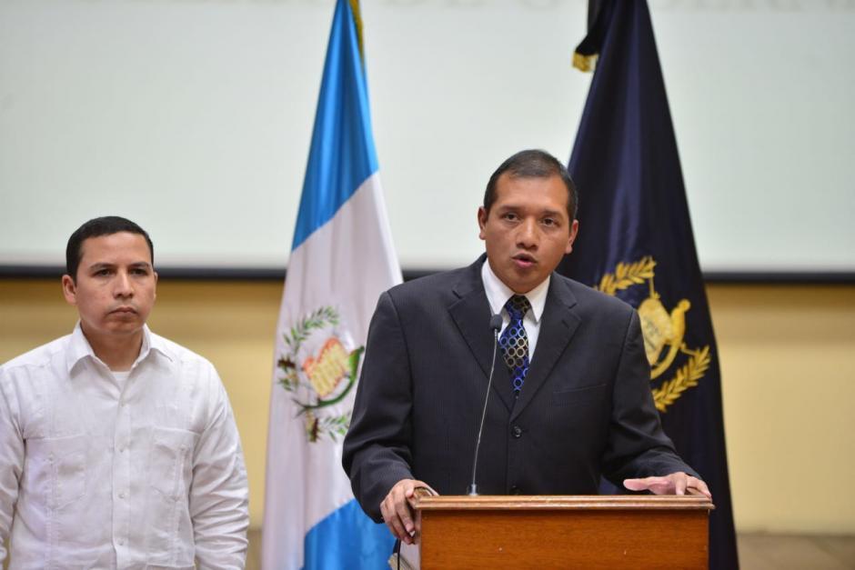 """Rivas anunció que """"El Taquero"""" será trasladado a Matamoros. (Foto: Jesús Alfonso/Soy502)"""