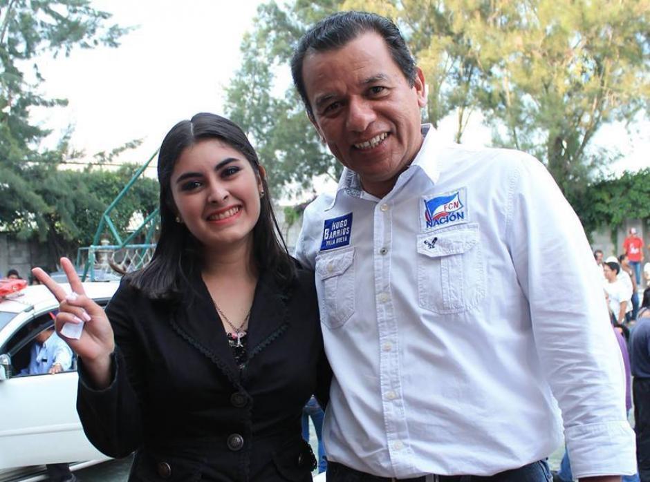 Hugo Barrios es licenciado en Administración de Empresas y participará en el proceso electoral con FCN. A la fecha no ha ocupado puestos públicos. (Foto: Hugo Barrios)