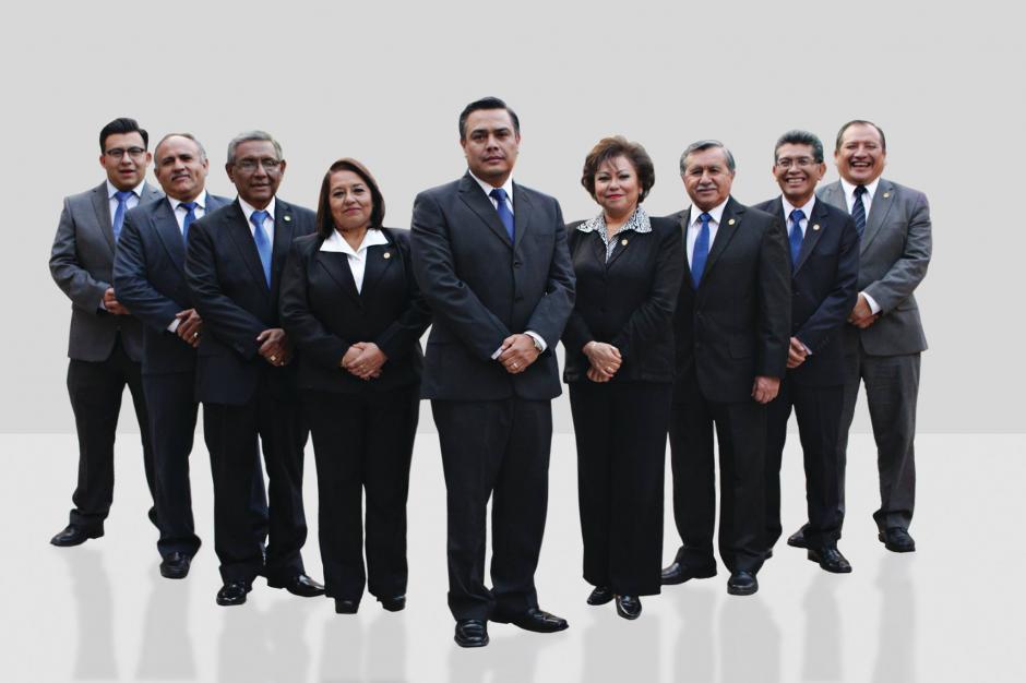Seis diputados de FCN han visitado la Casa Presidencial. (Foto: Archivo/Soy502)