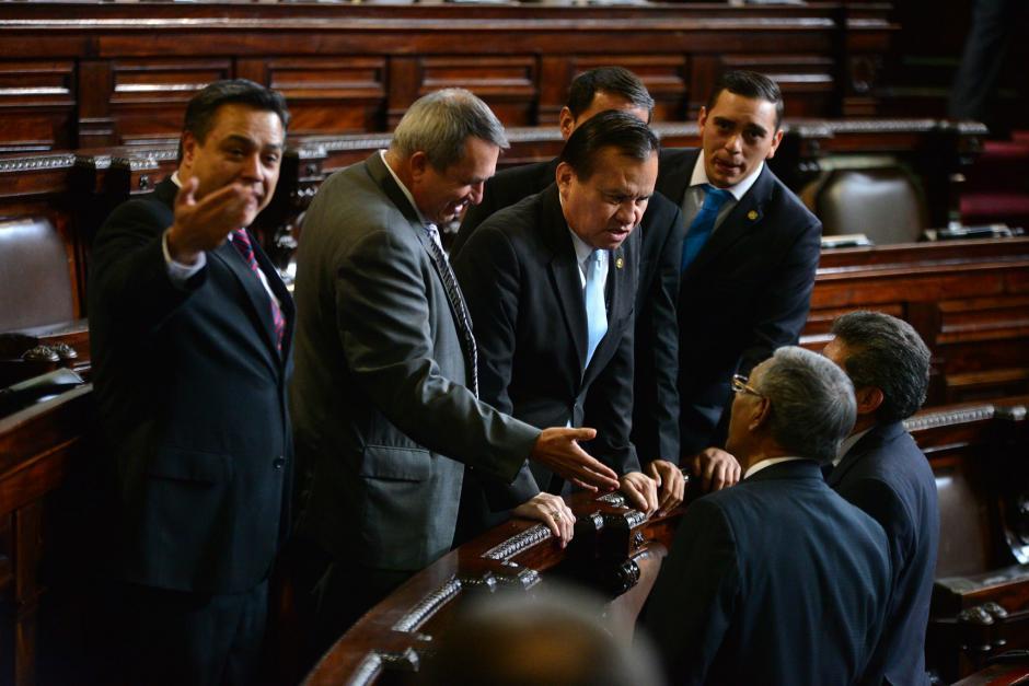 Varios de los diputados cercanos a Javier Hernández no se presentaron a la sesión de este jueves. (Foto: Archivo/Soy502)