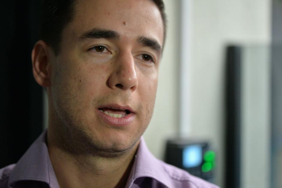 Marco Leal, de asuntos Legales de la Concacaf, explicó los detalles. (Foto: Wilder López/Soy502)