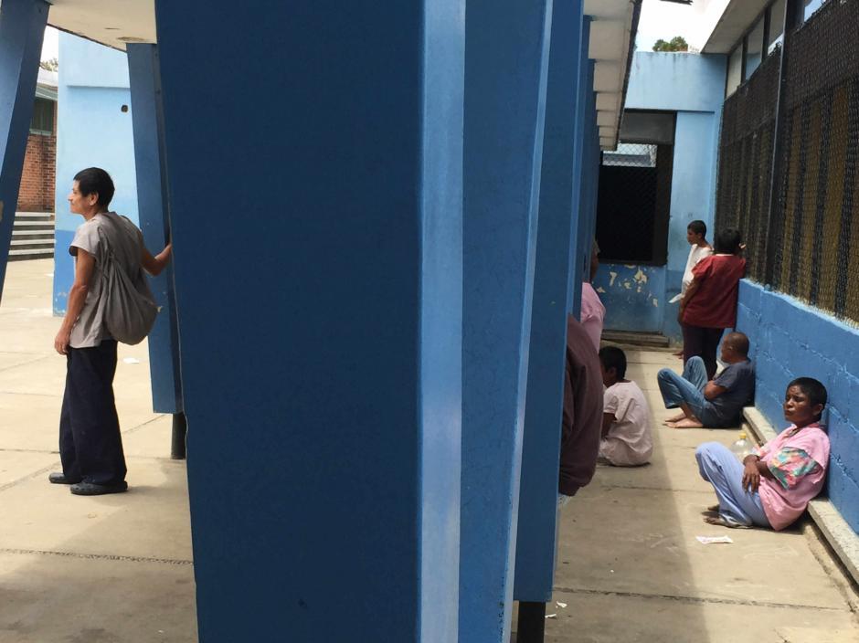 Aunque se han construido nuevos pabellones, existe sobrepoblación en algunos sectores del hospital. (Foto: Jesús Alfonso/Soy502)