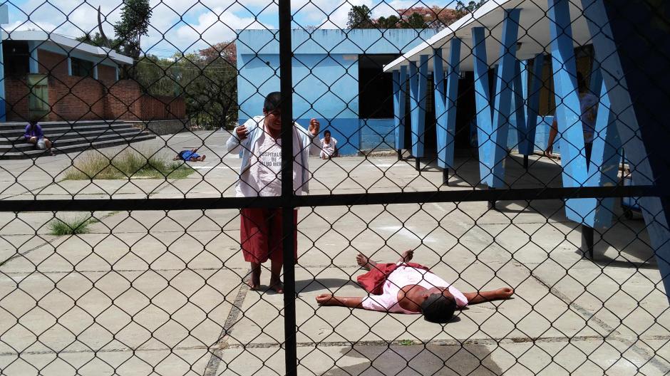 """El Federico Mora fue calificado como """"el peor hospital psiquiátrico de América"""" por la BBC. (Foto: José Miguel Castañeda/Soy502)"""