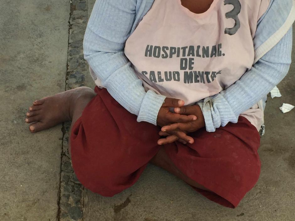 La higiene aún es una materia pendiente en este hospital. (Foto: Jesús Alfonso/Soy502)