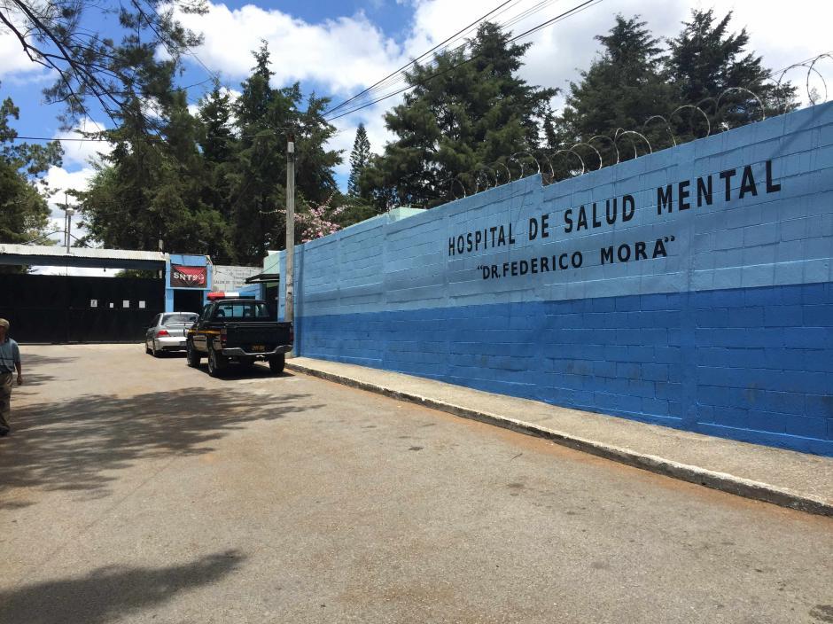Unos 325 pacientes, incluyendo a 125 criminales, permanecen en este hospital. (Foto: Jesús Alfonso/Soy502)