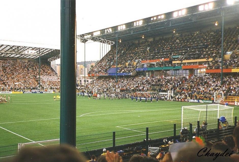 El Geoffroy-Guichard será escenario de tres juegos de la fase de grupos. (Foto: panoramio.com)