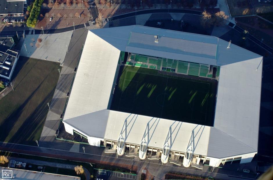 El estadio también albergará un juego de octavos de final. (Foto: topimages.org)