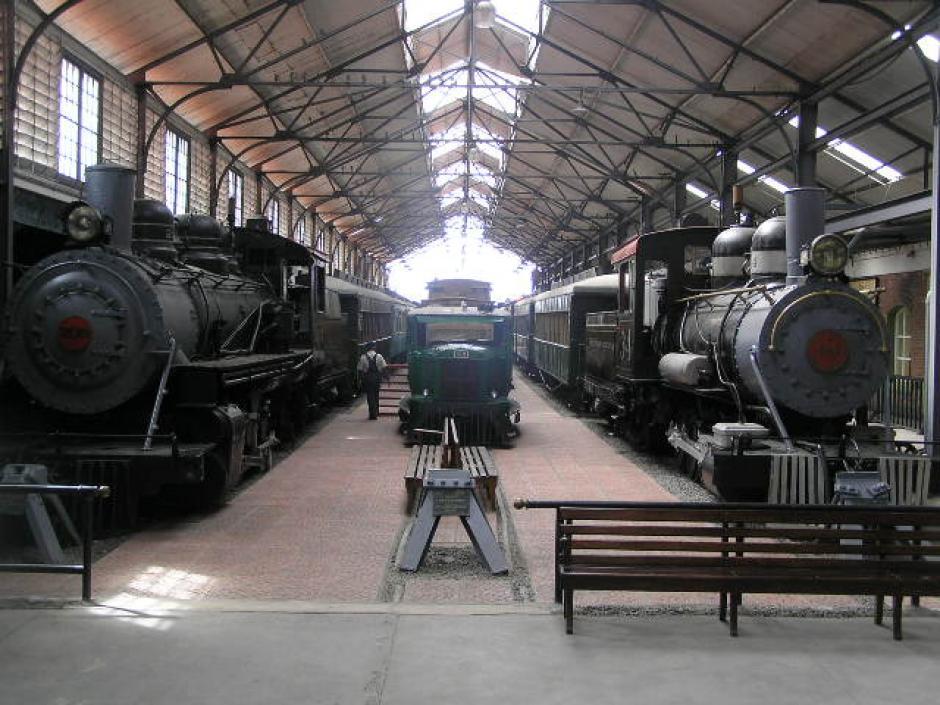 El edificio de la estación central del ferrocarril fue construido entre los años 1884 y 1908. (Foto: Musac)