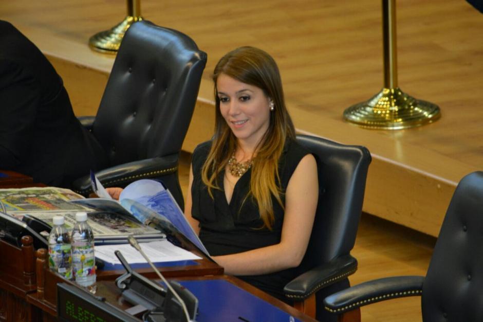 Asegura que no es ella la protagonista de un video de contenido sexual. (Foto: diario1.com)