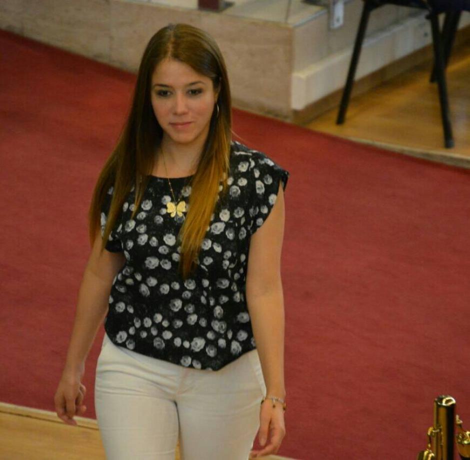 Felissa Cristales dejó el cargo el 13 de julio de 2016. (Foto: Feli Cristales/Facebook)